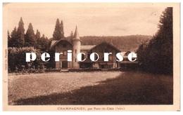 38  Chapagnier  Par Pont De Claix - Autres Communes