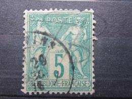 VEND TIMBRE DE FRANCE N° 64 !!! (c) - 1876-1878 Sage (Type I)