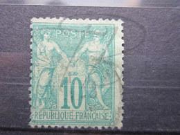 VEND TIMBRE DE FRANCE N° 65 !!! - 1876-1878 Sage (Type I)