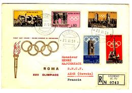 2290 - ITALIE - Zomer 1960: Rome
