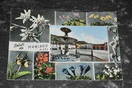2194   Saluti Da Maniago - Italie