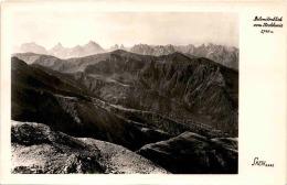Dolomitenblick Vom Hochkreuz 2740 M * 9. 8. 1956 - Defereggental