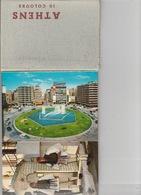 18 / 5 / 39  -  DÉPLIANT  10  VUES  DE  LA  GRÈCE - Cartoline