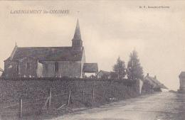Labergement Sainte Colombe - Rue De L'église - Circulé Sans Date, Sous Enveloppe - France