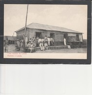 ANGOLA -  Una Feitoria Na Lunda - Angola