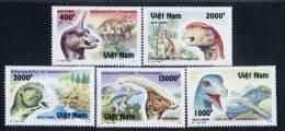 Vietnam Viet Nam MNH Perf Stamps 1996 : Prehistoric Animals / Dinosaur (Ms726) - Vietnam