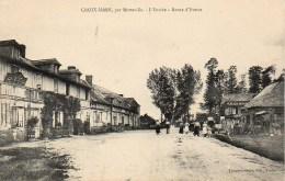 76 CROIX-MARE , Par MOTTEVILLE  L'Entrée  - Route D'Yvetot - France