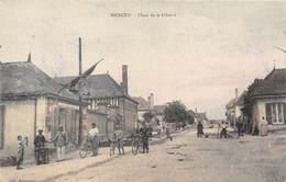 10-MERGEY- PLACE DE LA LIBERTE - France