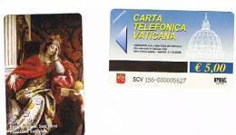 VATICANO-VATICAN-VATICAN CITY  CAT. C&C  6156 - SANT'ELENA . PAOLO VERONESE - Vatican