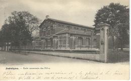 JODOIGNE : Ecole Communale Des Filles - Cachet De La Poste 1904 - Geldenaken