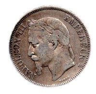 5 FRANCS NAPOLEON III EMPEREUR 1868 .BB ------TB - Francia