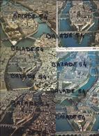 5 CPM - PARIS (75) L'ile De La Cité Et La Seine - Le Pont Neuf, Le Palais De Justicie, La Sainte-chapelle Et Notre Dame - Plätze