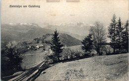 AUTRICHE -- Zistelalpe Am Gaisberg - Austria
