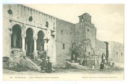 1900's, Morocco, Tanger, Les Prisons De La Casbah. Printed Pc, Unused. - Tanger