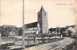 27-DOUAINS- L'EGLISE - Sonstige Gemeinden