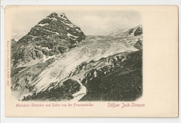 Madatsch Gletscher Und Spitze Von Der Franzenshöhe. Stilfser Joch Strasse (2269) - Altri