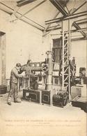 CHARLEVILLE  - Ecole Pratique De Commerce Et D'Industrie - Machine à Percer Radiale - Charleville