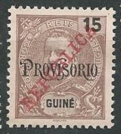 Guinée Portugaise  - Yvert N° 159  (*) -  Bce 11419 - Portugees Guinea