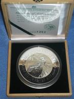 1992 AUSTRALIA - Kookaburra - 30 Dollars FDC PROOF - 1 Kg. Argento Argent Silver - Confezione Originale - Mint Sets & Proof Sets