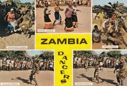 Zambia Dancers 1975 Nice Stamp - Zambia