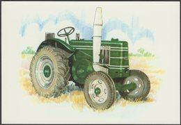 Field Marshall Tractor - Golden Era Postcard - Other