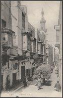 A Street, Cairo, C.1910 - Lévy Postcard LL32 - Cairo