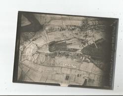 VARNEVILLE (MEUSE) PHOTO DE RECONNAISSANCE MILITAIRE AERIENNE PENDANT LA GRANDE GUERRE EN 1918 - Places