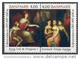 DENEMARKEN 1997 Kalmarunie PF-MNH-NEUF - Neufs