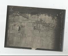 LOUPMONT (MEUSE) PHOTO DE RECONNAISSANCE MILITAIRE AERIENNE PENDANT LA GUERRE EN 1918 - Places