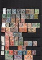 Lot De 1800  TIMBRES FRANCE DE 1900 A 2001 Oblitérés En ALBUM YT // 43 SCANNS - France