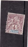 Anjouan N°3 - Anjouan (1892-1912)