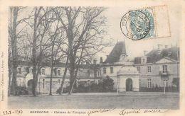 Cresse (24) - Château De Tiregand - France