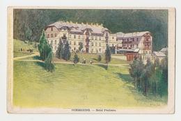 Autriche. Semmering, Hotel Panhaus (2273) - Neunkirchen