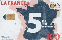 Algeria - Oria - 5Da To France - Algeria