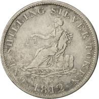 Monnaie, Grande-Bretagne, Silver Token, John Smalpage & Lumb, Shilling, 1812 - 1662-1816 : Anciennes Frappes Fin XVII° - Début XIX° S.
