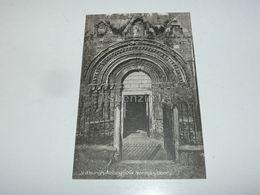 Jedburgh Abbey Old Norman Door - Non Classificati