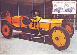USA Racing Car 1911   MAXIMUM    (MAGG180012) - Cartoline Maximum