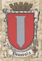 Histoire - Emblême Blason Armes - Ville De Beauvais - Barré Dayez - Histoire
