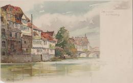 Allemagne - Hannover - Alt-Venedig - Illustrateur - Précurseur - Hannover