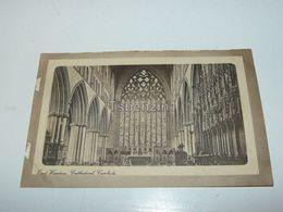 East Window Carlisle Cathedral England - Inghilterra