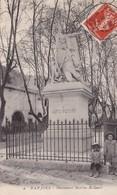 83 / BARJOLS / MONUMENT MARTIN BIDOURE - Barjols