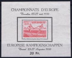 Belgium: OBP  Block 29 Postfrisch/neuf Sans Charniere /MNH/**  1950 - Blocks & Kleinbögen 1924-1960