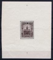 Belgium: OBP  Block 5 Postfrisch/neuf Sans Charniere /MNH/**  Borgerhout  No Cancel - Blocchi 1924 – 1960