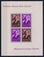 Belgium: OBP  Block 17 Postfrisch/neuf Sans Charniere /MNH/** - Blokken 1924-1960