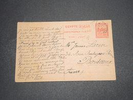 EGYPTE - Entier Postal Du Caire Pour La France En 1919 - L 16301 - Égypte