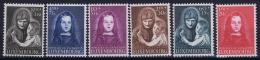 Luxembourg  Mi Nr 468 - 473  Postfrisch/neuf Sans Charniere /MNH/** - Luxemburg