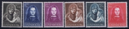 Luxembourg  Mi Nr 468 - 473  Postfrisch/neuf Sans Charniere /MNH/** - Unused Stamps
