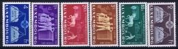 Luxembourg  Mi Nr 478 - 483  Postfrisch/neuf Sans Charniere /MNH/** 1951 - Ungebraucht