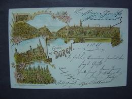 1900 - DÜREN - Gruss Aus - - Dueren