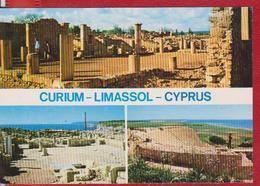 CURIUM LIMASSOL CYPRUS POSTCARD UNUSED - Chypre